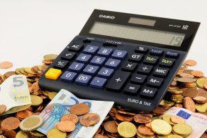 Finanzvertrag